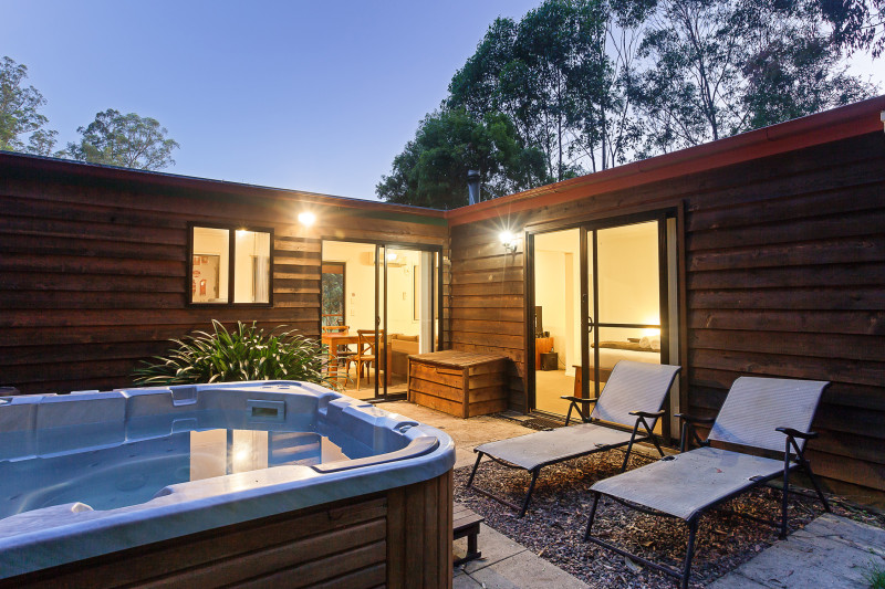 Hunter Valley Cabins With Outdoor Spa